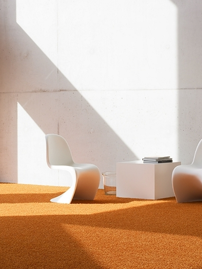 teppich auslegware designer teppichboden lo 8018 strapazierf hig b ro 44 ebay. Black Bedroom Furniture Sets. Home Design Ideas
